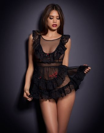 Agent Provocateur Lucienne Pinafore - Lyst
