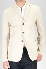 Bottega Veneta Soft Cloth Travel Jacket - Lyst