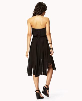 black tube dress forever 21 - photo #29