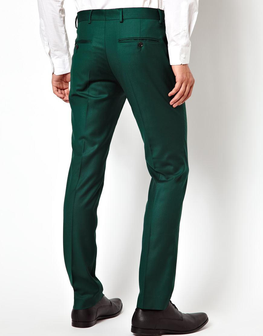 Single green pants seeking manly Working Person for long days on the job, rugged nights in the field and maybe more. We go by the name Tactical Men's Green Performance Cotton Work Pants.