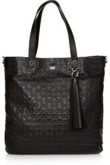 Anya Hindmarch Maeve Embossed Leather Tote - Lyst