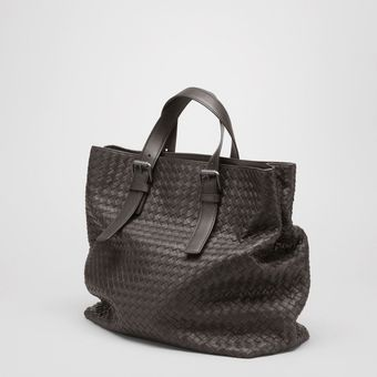 Bottega Veneta Light Calf Tote - Lyst