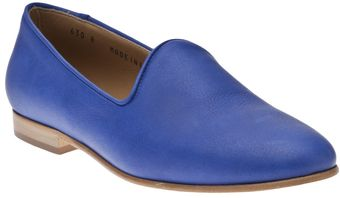 Del Toro Shoes Almond Toe Loafer - Lyst