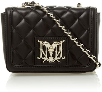Love Moschino Super Quilted Mini Crossbody Bag - Lyst