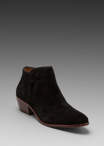 Sam Edelman Petty Boot in Black - Lyst