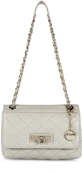 DKNY Quilted Cross Body Bag - Lyst