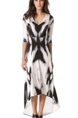 Zero + Maria Cornejo Isie Dress - Lyst
