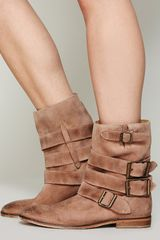 Free People Sunbelt Ankle Boot - Lyst