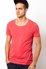 Cheap Monday Asos Tshirt with Scoop Neck - Lyst