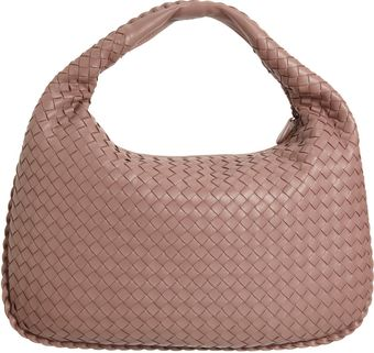 Bottega Veneta Medium Intrecciato Hobo Bag - Lyst
