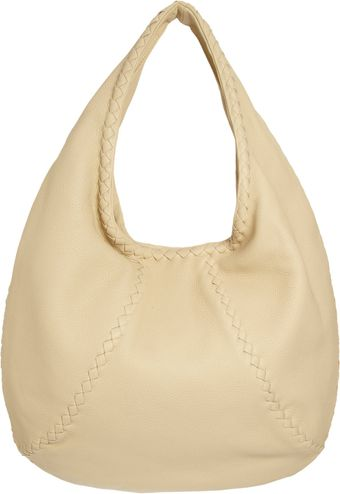 Bottega Veneta Large Woven Seam Hobo Bag - Lyst