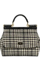 Dolce & Gabbana Medium Miss Sicily Bag - Lyst
