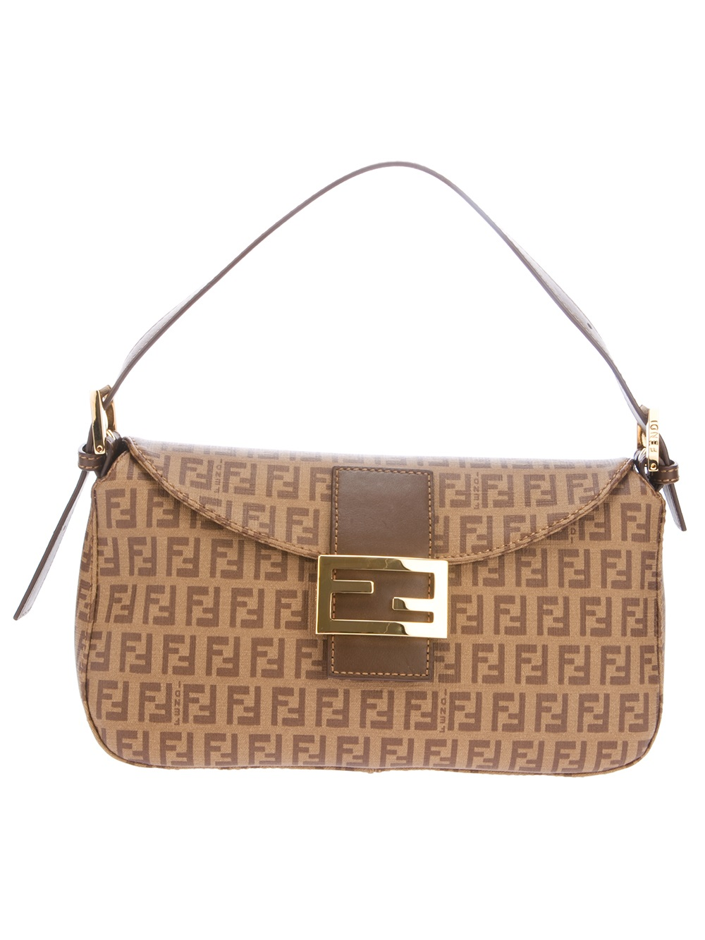2ae41becbd3f Gallery. Previously sold at  Farfetch · Women s Fendi Baguette ...
