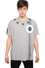 Givenchy Columbian Fit Printed Jersey T-shirt - Lyst