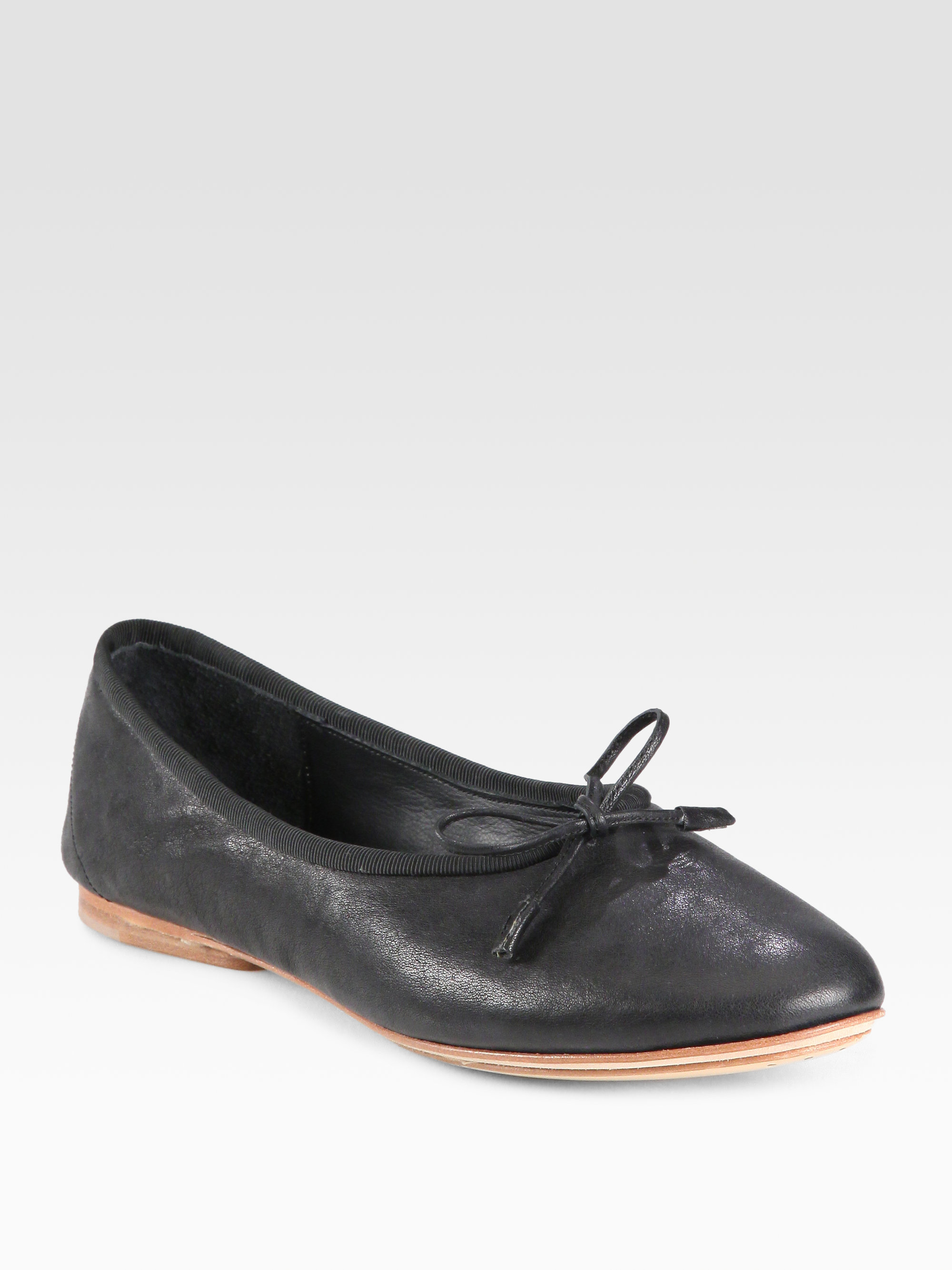 Rag & Bone Ballet Flats cheap new recommend online free shipping many kinds of free shipping cheap vxEJ8EgF