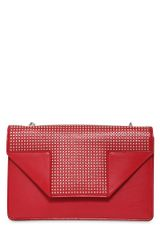 Saint Laurent Mini Betty 1 Micro Studs Leather Bag - Lyst