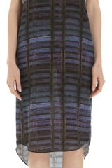 Theyskens' Theory Iding Dress - Lyst