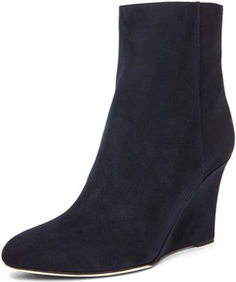 Jimmy Choo Mayor 85mm Wedge Ankle Boots - Lyst