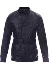 Belstaff Circuit Master Waxed Cotton Jacket - Lyst