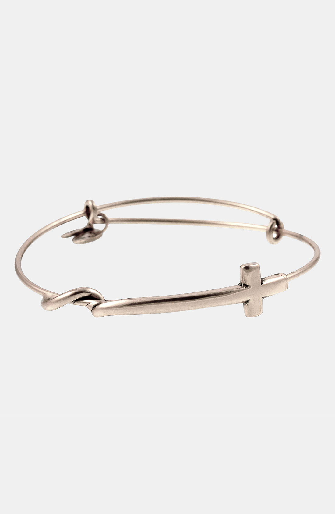 alex and ani armenian cross wrap expandable wire bangle in