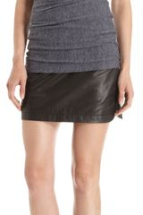 Alexander Wang Draped Top - Lyst