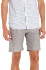 Saturdays Surf Nyc Striped Short Sleeve Shirt - Lyst