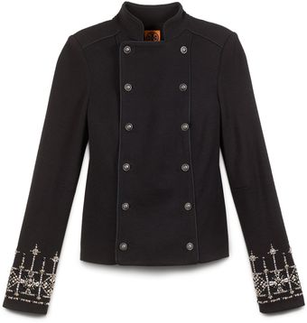 Tory Burch Elaine Jacket - Lyst
