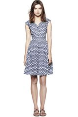 Tory Burch Nico Dress - Lyst