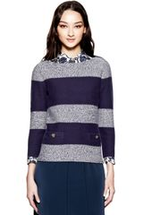 Tory Burch Becky Sweater - Lyst