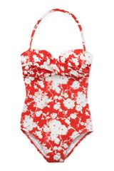 Tory Burch Lanai One piece - Lyst
