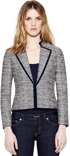 Tory Burch Dianna Jacket - Lyst