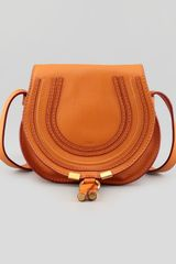 Chloé Marcie Small Crossbody Satchel Bag - Lyst