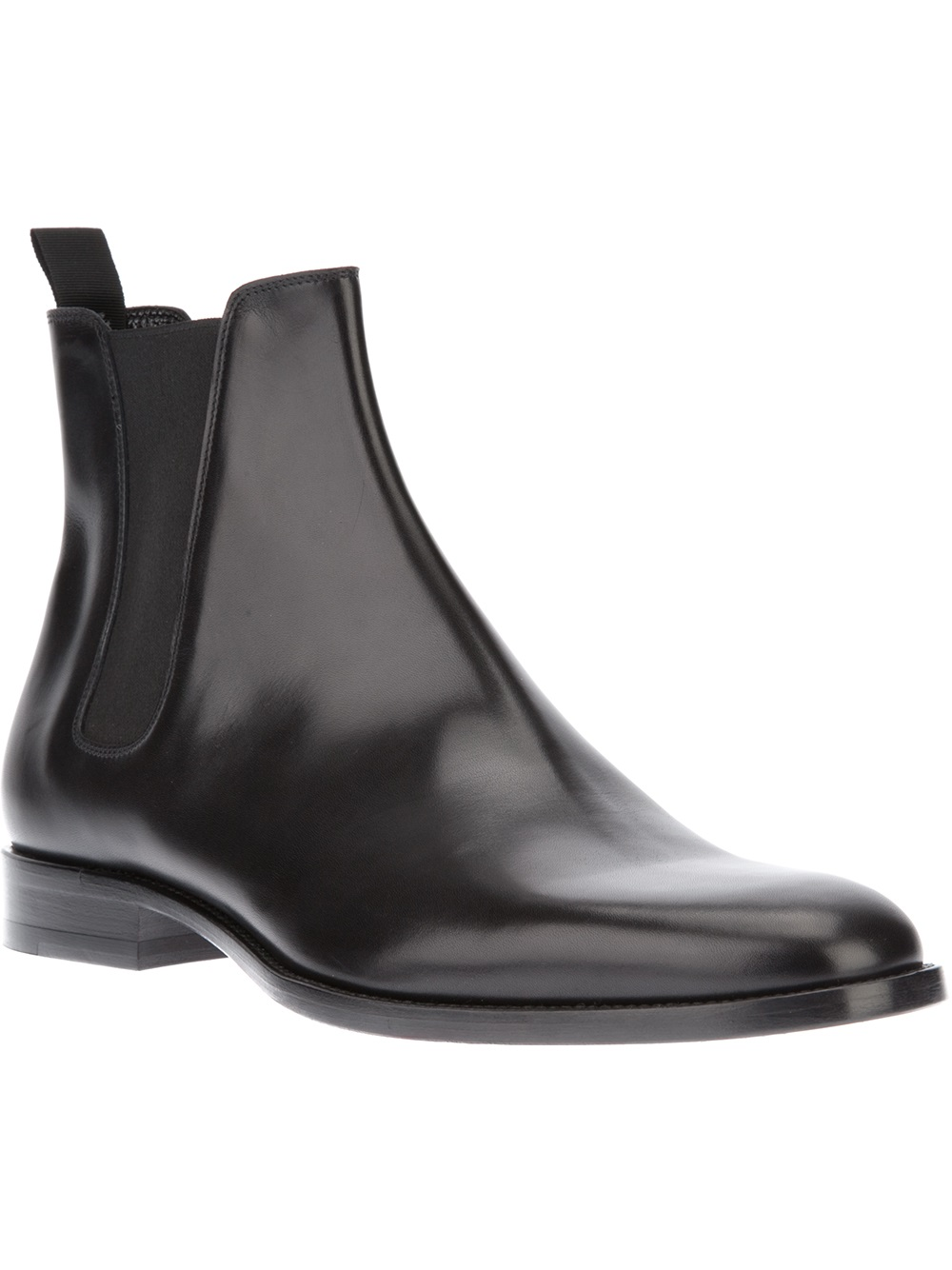 Lyst - Saint Laurent Chelsea Boot in Black for Men fb56d9fe1b95