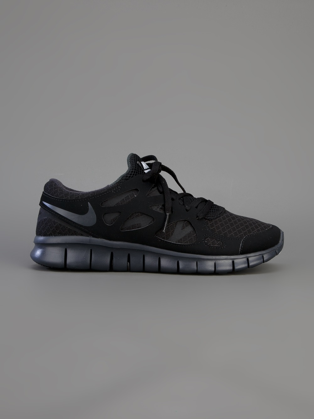 the latest eb2ee 53c2b Lyst - Nike Free Run 2 Nsw Trainer in Black for Men