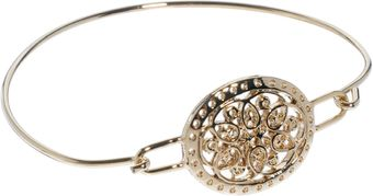 ASOS Collection Limited Edition Filigree Bangle - Lyst