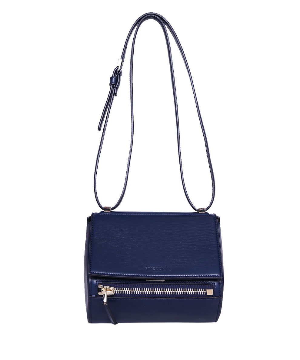 Givenchy Pandora Box Mini Bag in Blue