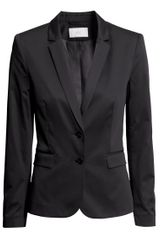H&M Figure Fit Jacket - Lyst