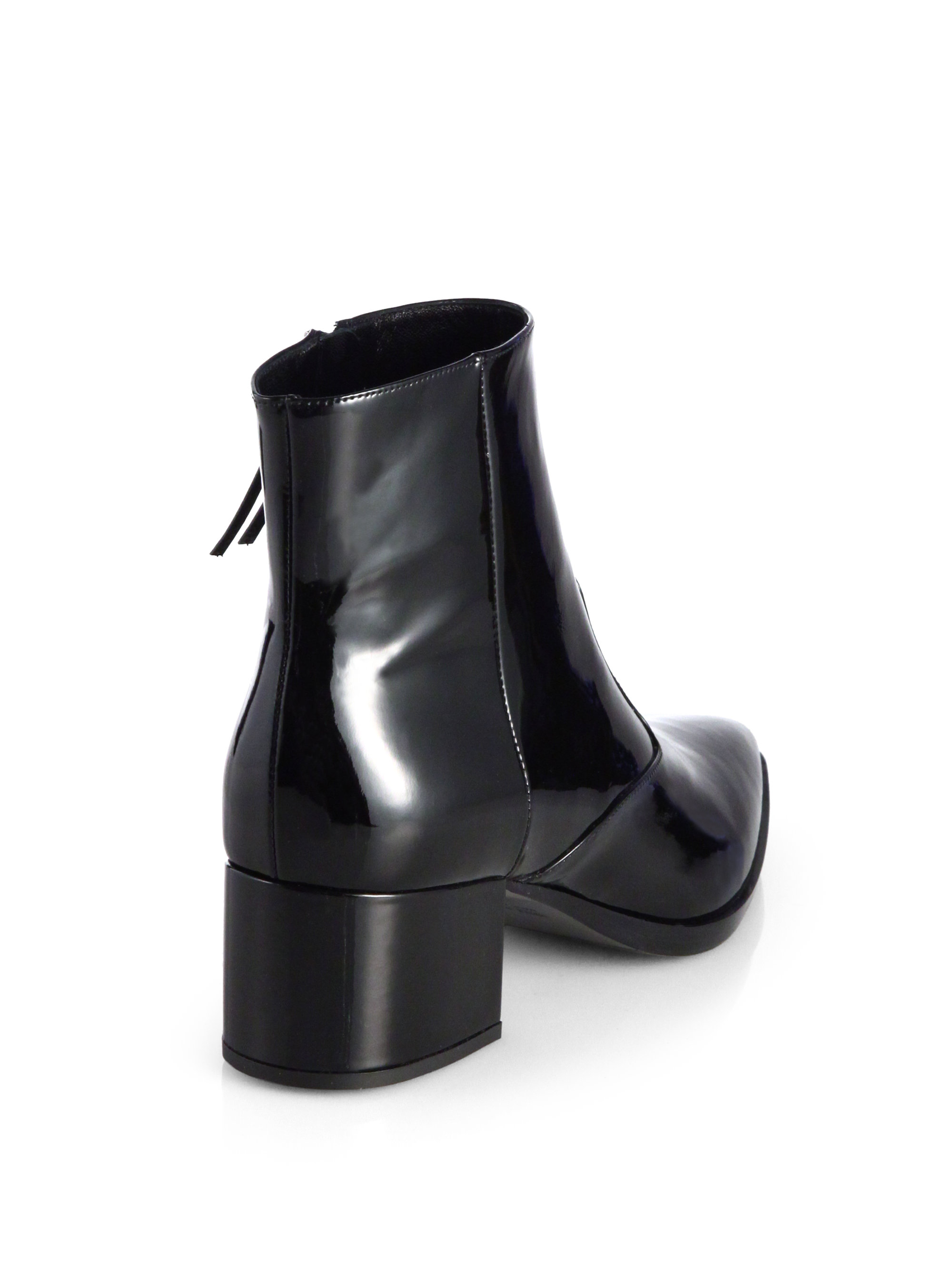 Miu Miu Leather Boots md0RZZLJq