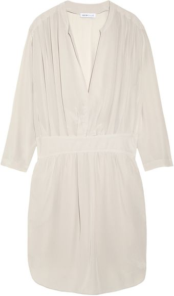 See By Chloé Washed Silk crepe Dress - Lyst