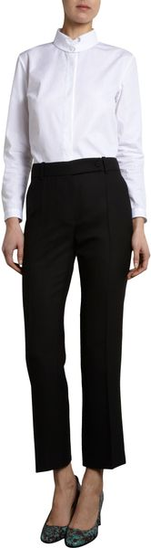 Carven Canvas Pants - Lyst