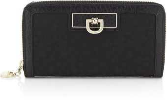 DKNY French Grain Long Wallet - Lyst