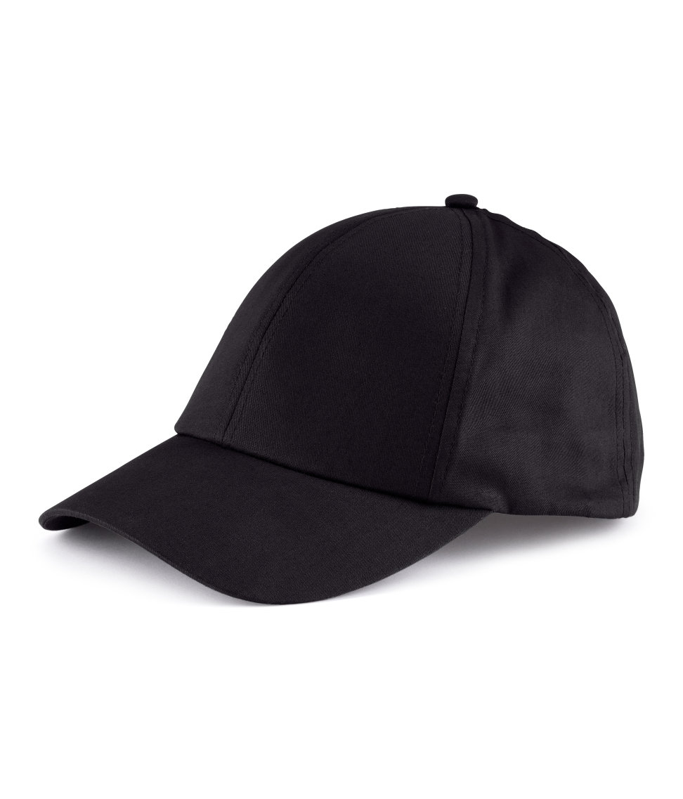 H&M Cap in Black