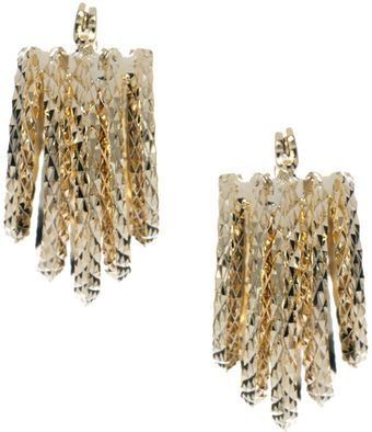ASOS Collection Limited Edition Vintage Style Hoop Earrings - Lyst