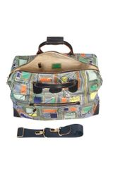 Bric's 22 Eco Leather Duffle Bag - Lyst