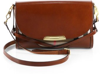 Burberry Abbott Small Shoulder Bag - Lyst