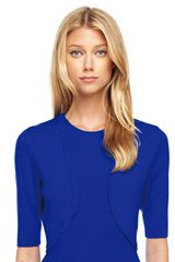 Michael Kors Featherweight Wool Shrug - Lyst