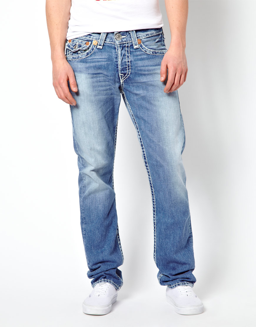 Lyst Asos True Religion Jeans Jack Super T Regular