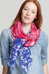 Bindya Art Lace Scarf - Lyst