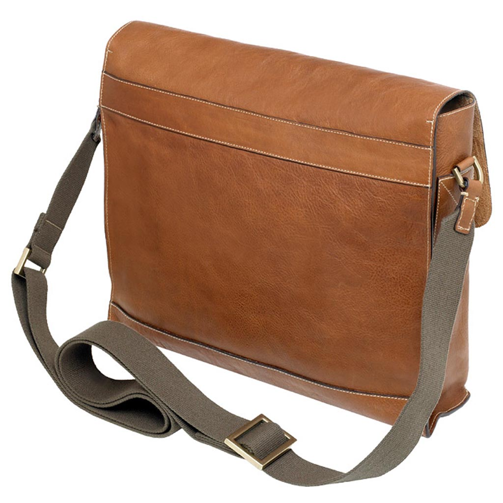 bfcc6c184f Lyst - Mulberry Brynmore Natural Leather Messenger Bag in Brown for Men