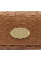 Mulberry French Purse - Lyst